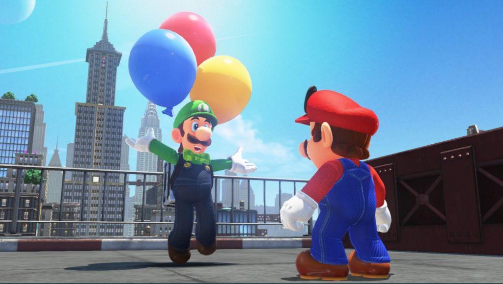 Die Ballonjagd in Super Mario Odyssey kann beginnen