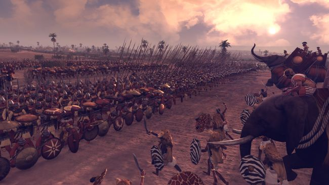 Total War: Rome II - Screenshots - Bild 1