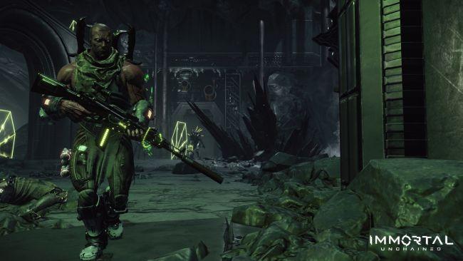 Immortal Unchained - Screenshots - Bild 1