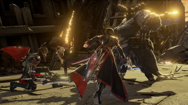 Code Vein - Screenshots - Bild 1
