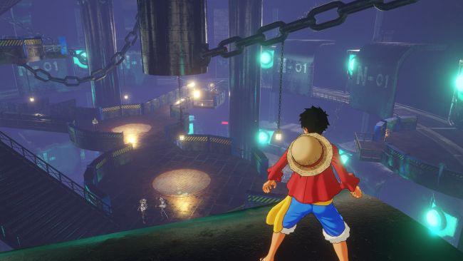 One Piece: World Seeker - Screenshots - Bild 24