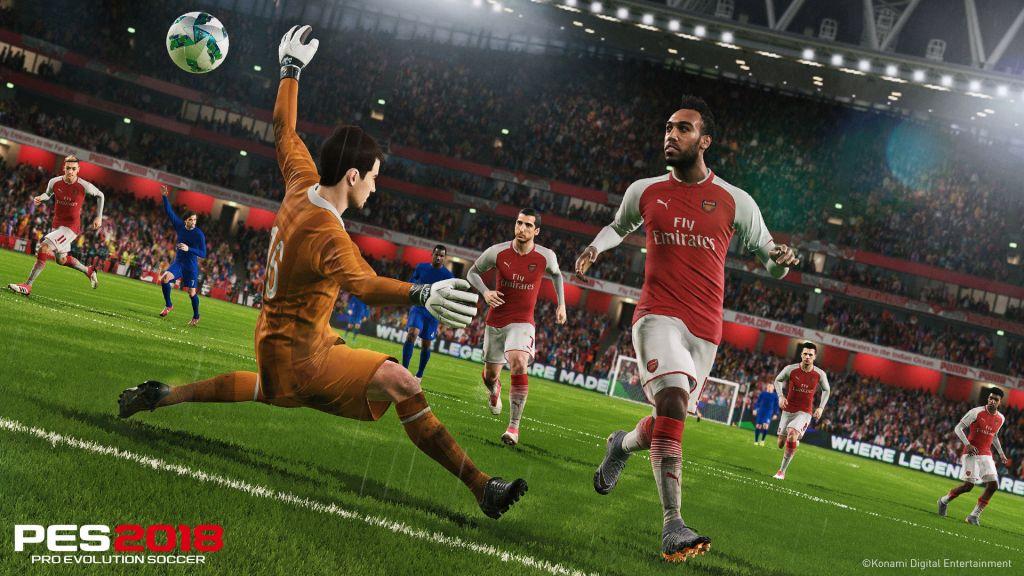 PES-Reihe zukünftig ohne Champions League