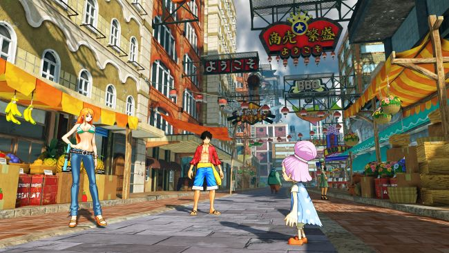 One Piece: World Seeker - Screenshots - Bild 8