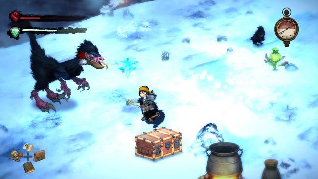 Smoke and Sacrifice - Screenshots - Bild 3
