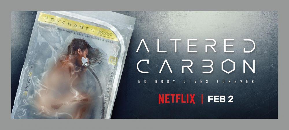 Altered Carbon - Kampagne
