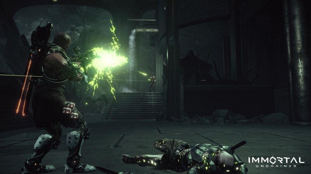 Immortal Unchained: Closed Alpha angekündigt und Gameplay-Trailer