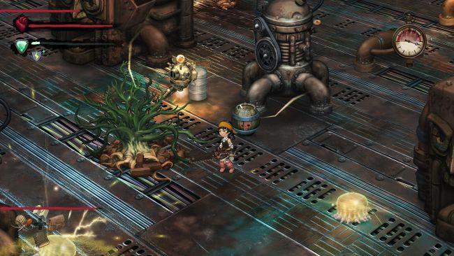 Smoke and Sacrifice - Screenshots - Bild 6