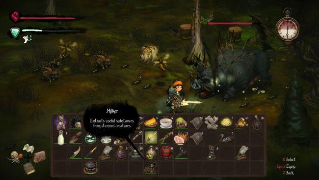 Smoke and Sacrifice - Screenshots - Bild 2