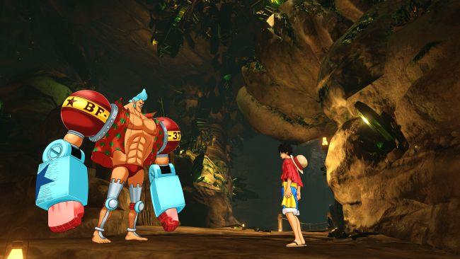 One Piece: World Seeker - Screenshots - Bild 18