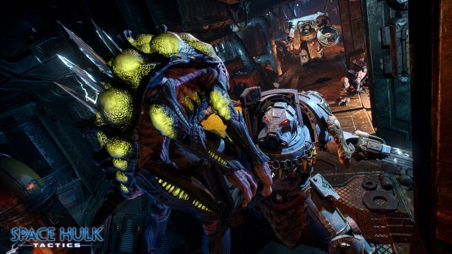 Space Hulk: Tactics - Screenshots - Bild 1