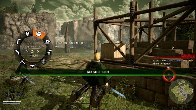 Attack on Titan 2 - Screenshots - Bild 1