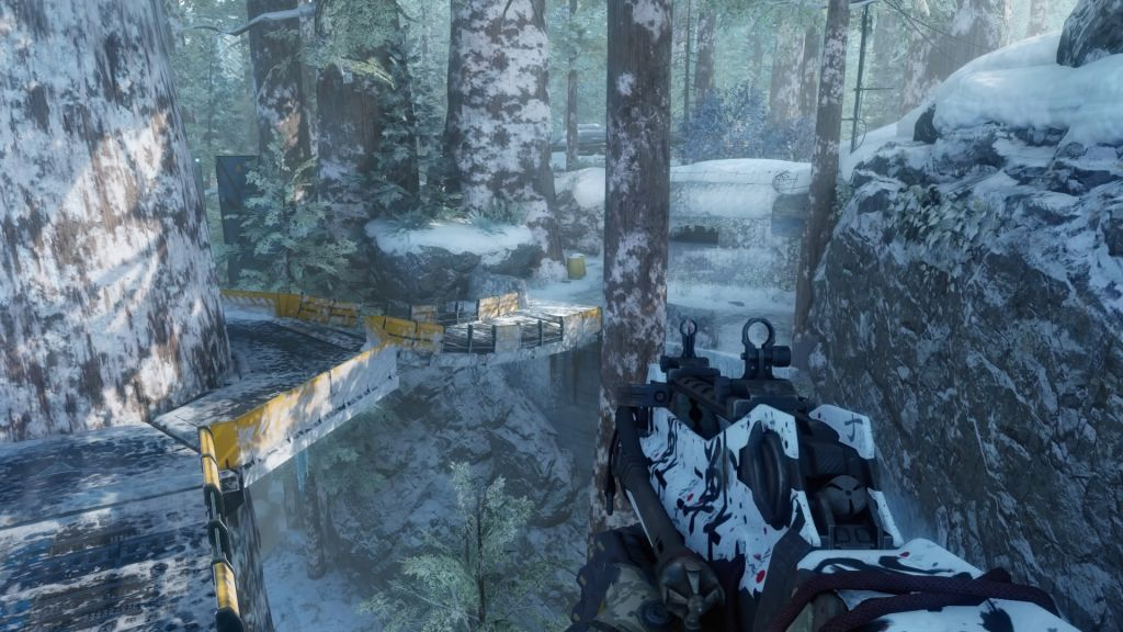 Call of Duty: Black Ops III: Überraschung! Neue Map + neuer Modus Call Of Duty Maps on