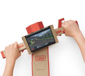 Nintendo Labo - Test