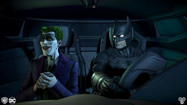 Batman: The Enemy Within - Screenshots - Bild 4