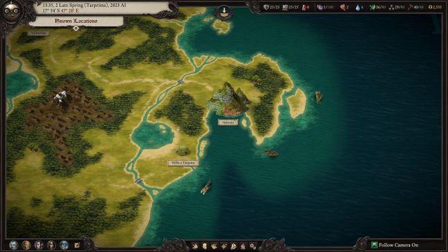 Pillars of Eternity II: Deadfire - Screenshots - Bild 10