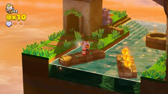 Captain Toad: Treasure Tracker - Screenshots - Bild 1