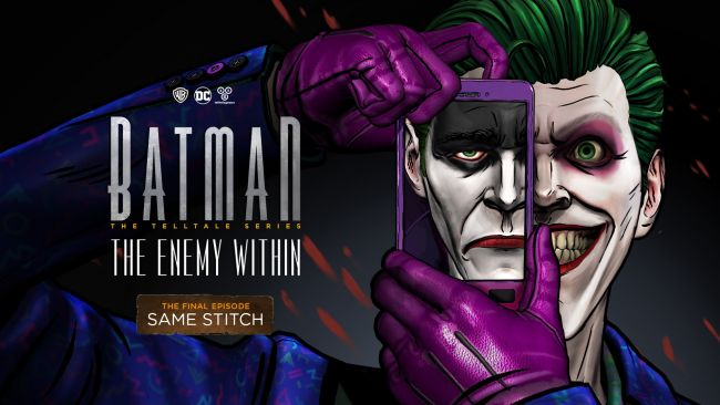 Batman: The Enemy Within - Screenshots - Bild 1