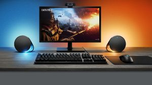 Logitech G560 Lightsync PC Gaming Lautsprecher