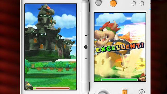 Mario & Luigi: Abenteuer Bowser + Boser Jr.s Reise - Screenshots - Bild 2