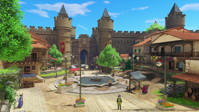 Dragon Quest XI: Echoes Of An Elusive Age - Screenshots - Bild 11