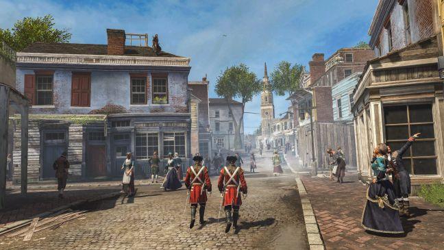 Assassin's Creed: Rogue Remastered - Screenshots - Bild 1