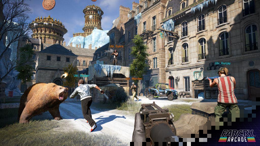 Far Cry 5: Arcade-Modus inkl. umfangreichen Editor angekündigt - Gameplay