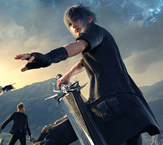 Final Fantasy XV Windows Edition - Test