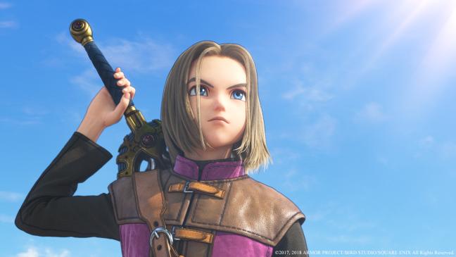 Dragon Quest XI: Echoes Of An Elusive Age - Screenshots - Bild 16