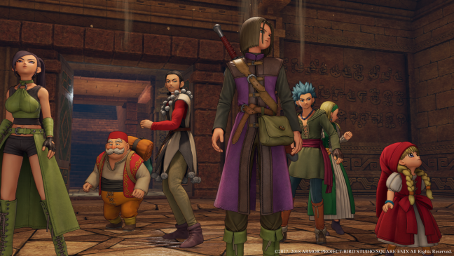 Dragon Quest XI: Echoes Of An Elusive Age - Screenshots - Bild 14