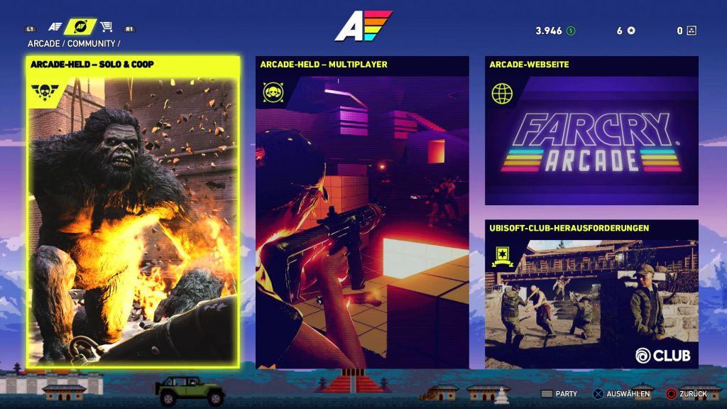 Far Cry 5 Arcade Editor Ubisoft Macht Euch Zu Spielentwicklern Special Von Gameswelt