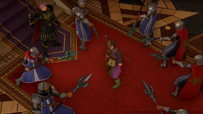 Dragon Quest XI: Echoes Of An Elusive Age - Screenshots - Bild 13