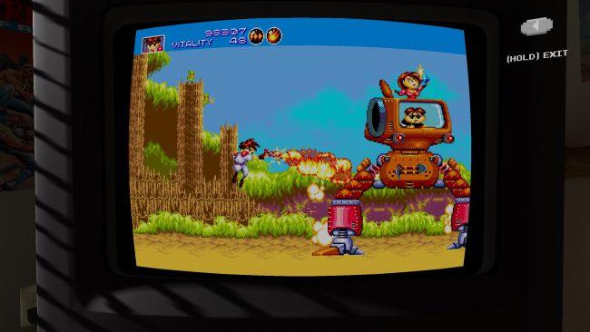 Sega Mega Drive Classics - Screenshots - Bild 8