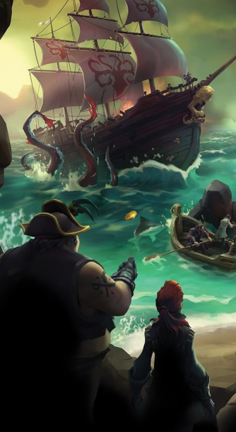 Sea of Thieves - Test