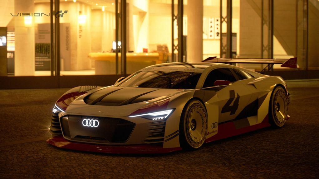gran turismo sport: zwei neue vision-autos für audi-fans - news von