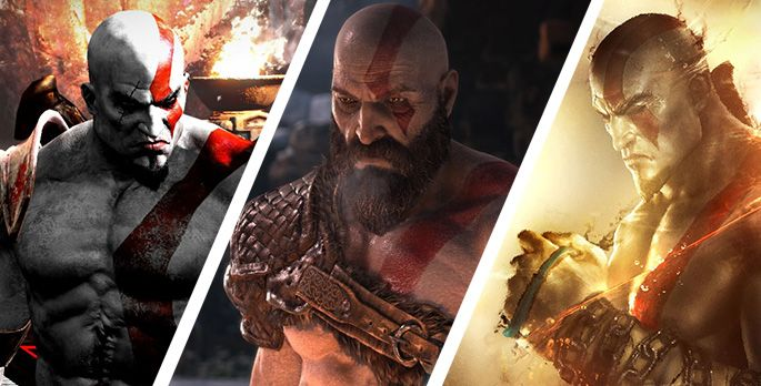 Top 10: God of War - Special