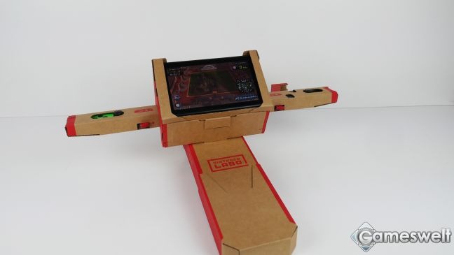 Nintendo Labo - Screenshots - Bild 4