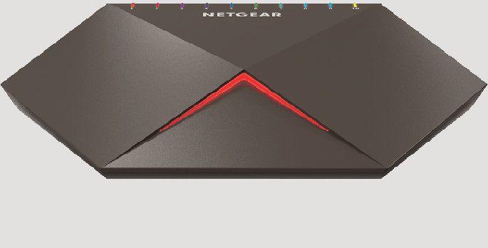 Netgear Nighthawk Pro Gaming SX10 10G/Multi-Gig-LAN-Switch