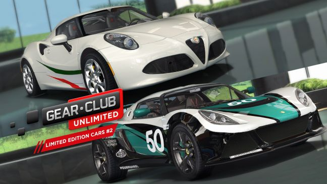 Gear.Club Unlimited - Screenshots - Bild 1