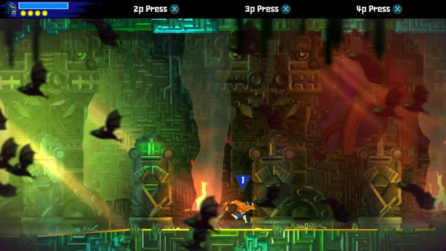 Guacamelee! 2 - Screenshots - Bild 15