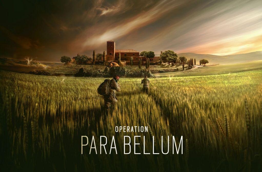 Rainbow Six: Siege - Erste Details zur Operation Para Bellum bekannt