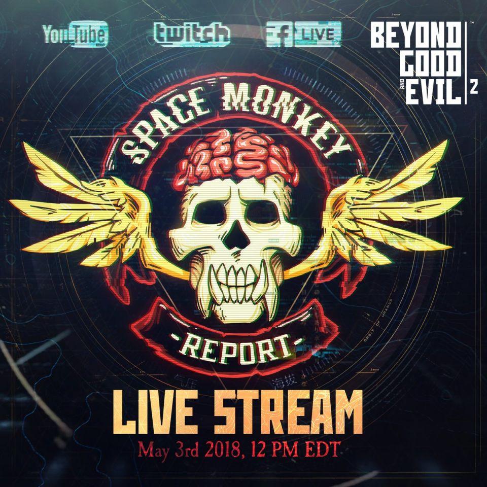 Beyond Good & Evil 2: Zweiter Live-Stream für morgen Abend bestätigt
