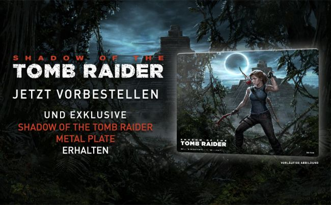 Shadow of the Tomb Raider - Screenshots - Bild 2