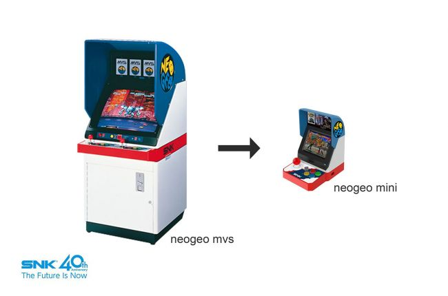 Neo Geo Mini - Screenshots - Bild 4