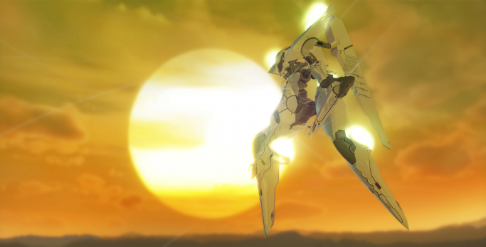 Zone of the Enders: The 2nd Runner - Test