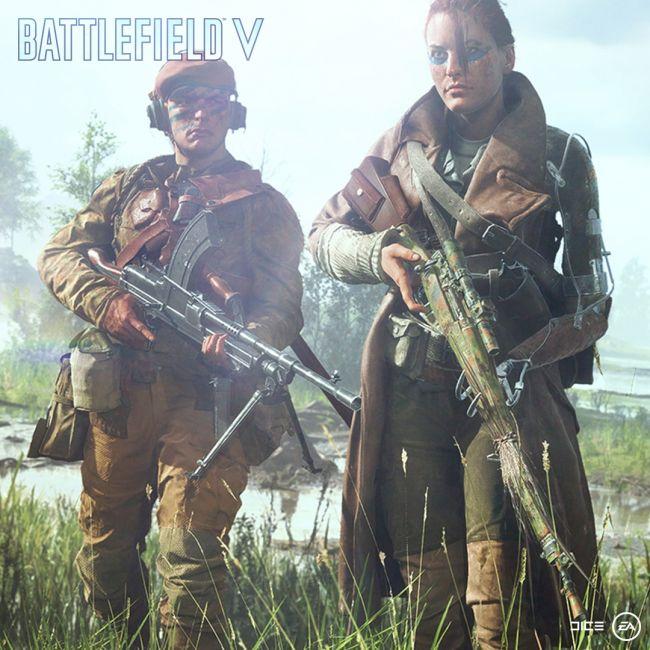 Battlefield V - Screenshots - Bild 14
