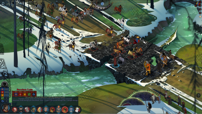 The Banner Saga 2 - Screenshots - Bild 3