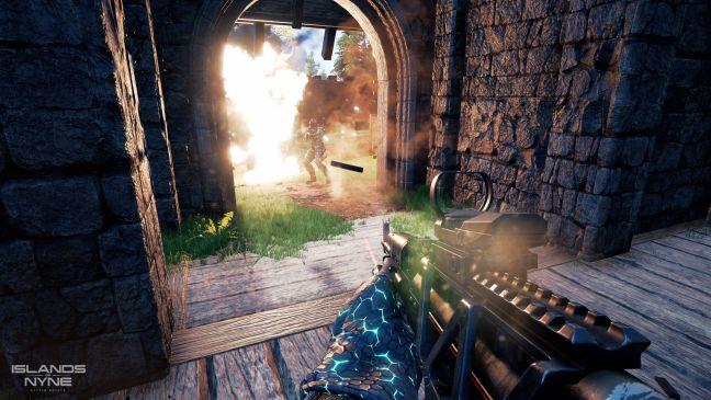 Islands of Nyne: Battle Royale - Screenshots - Bild 1