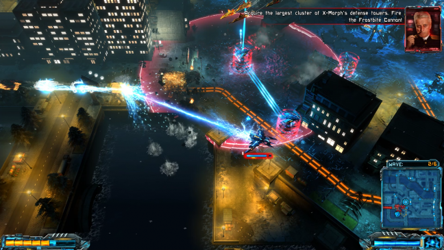 X-Morph: Defense - Screenshots - Bild 11