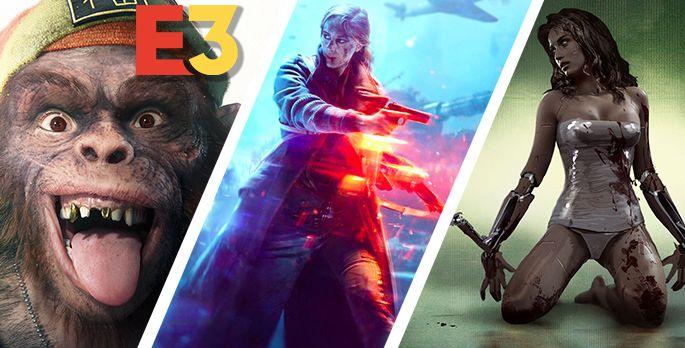 Top 10: E3-Hype-Train - Special