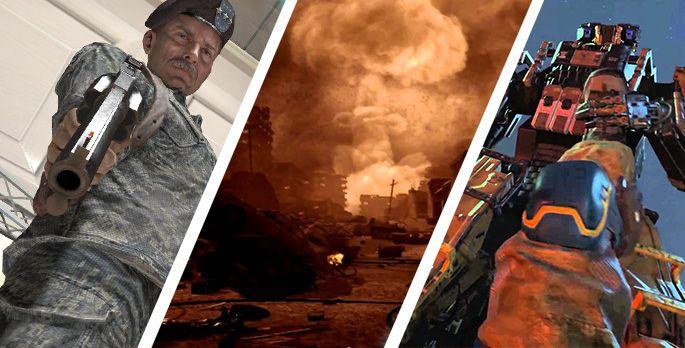 Top 10: Die geilsten Call-of-Duty-Momente - Special